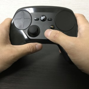 Xボタンは押しにくい