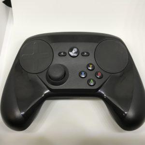 PSコントローラーとボタン配置が異なる