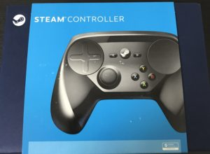 Steamコントローラー