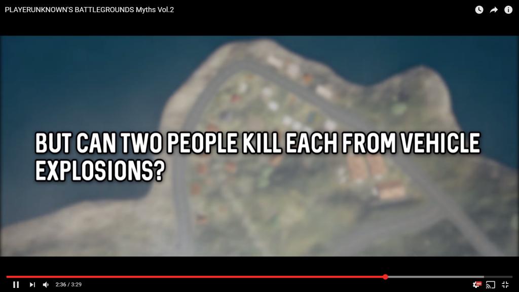 車の爆発であれば二人共が同時に死ぬか