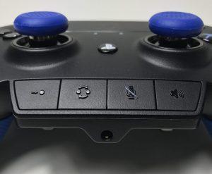 Razer Raijuのクイックコントロールパネル