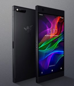 Razer Phoneの外観