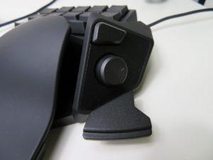 Tartarus Chromaのサム(親指)パッド周りのボタン