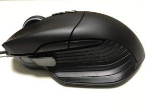 Razer Basiliskの最大の特徴「DPIクラッチ」ボタン
