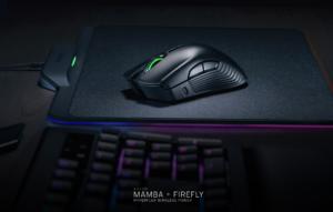 Razer Mamba HyperFlux, Firefly HyperFlux