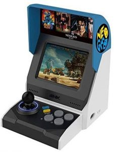 NEOGEO mini INTERNATIONAL Ver. ※写真はAmazon.com