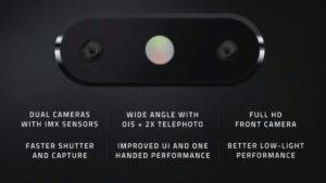 Razer Phone 2ではカメラもスペックアップ