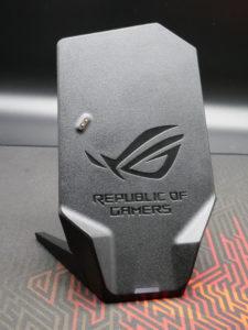 無線受信機を兼ねた充電クレードル
