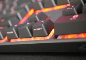 Cherry MX RGBスイッチを採用