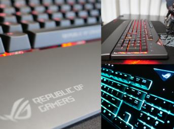 ASUS ROG Strix Flare:ゲーミングキーボード|ROGアンバサダーのレビュー